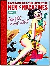 History of Men's Magazines, Vol. 1 (Dian Hanson's The History of Men's Magazines)