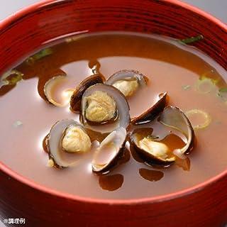 化学調味料不使用・宍道湖産大和しじみ赤だしお味噌汁<30食・レトルト>(AK30)