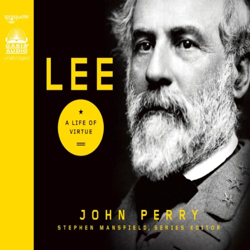 Lee audiobook cover art