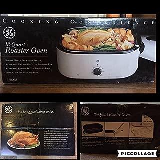 ge roaster oven turkey