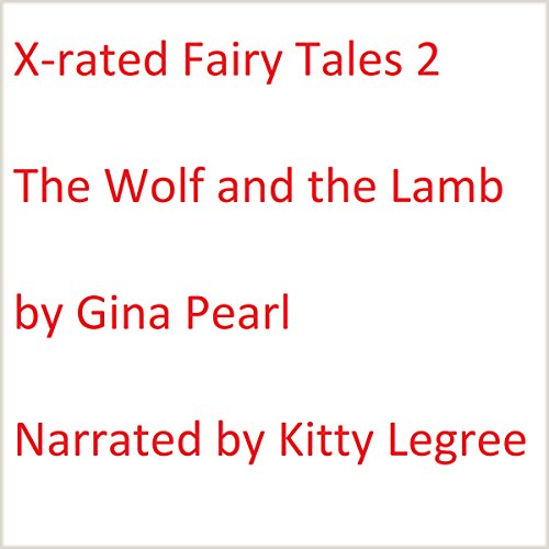 X-rated Fairy Tales 2 audiobook cover art