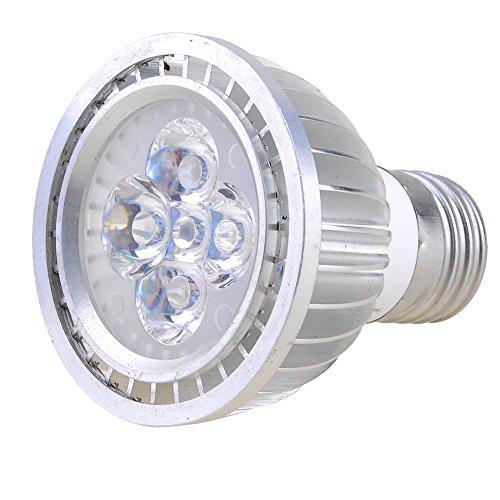 Plantenlamp E27 5 W 5 LEDs planten wax installatie volspectrum LED lamp verlichting voor kamerplanten, bloemen en groenten