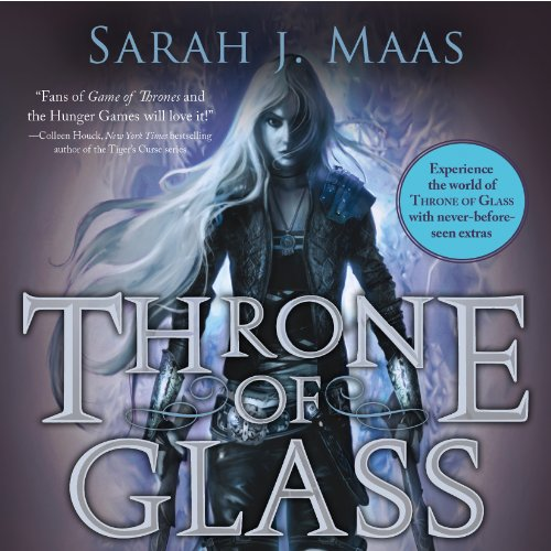 Throne of Glass cover art