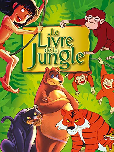 Le livre de la Jungle: Goodtimes