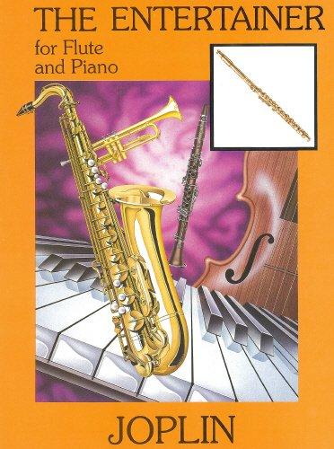 Entertainer - Flöte und Klavier - Buch