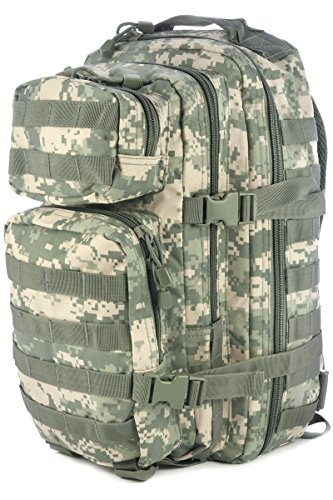 Rucksack US Assault Pack small at-digital