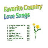 Favorite Country Love Songs