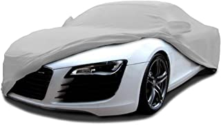 Tuxcover Custom Fit 2008-2013 Audi TT Quattro Coupe Roadster Car Cover Heavy Duty Weatherproof Ultrashield Covers
