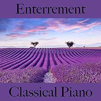 Enterrement: classical piano - les meilleurs sons pour la relaxation
