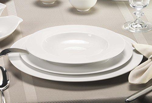 Kaleidos - Service d'assiettes en porcelaine 18 pièces OSLO (13184)