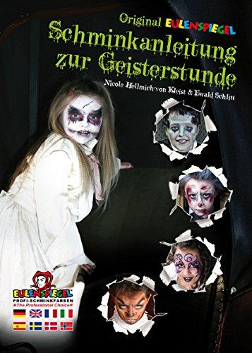 EULENSPIEGEL Buch Schminkanleitung zu Geisterstunde