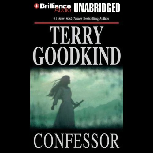 Confessor audiobook cover art