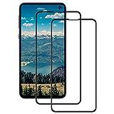 DASFOND [2 Piezas Protector de Pantalla para Samsung Galaxy S10e,Cristal Templado de Resistente a Arañazos 9H Dureza, Alta Definición Cristal Vidrio Templado Protector para Samsung Galaxy S10e