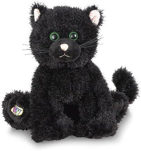 mejor precio Webkinz Webkinz Webkinz Cat Plush Toy with Sealed Adoption Code (negro)  la mejor oferta de tienda online