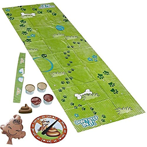 ZHANG Whoopsee Whoopsee Game Dodge The Whoopsies Novedad Poo Dodging Family Fun - Juego de Mesa de Fiesta Actualizado