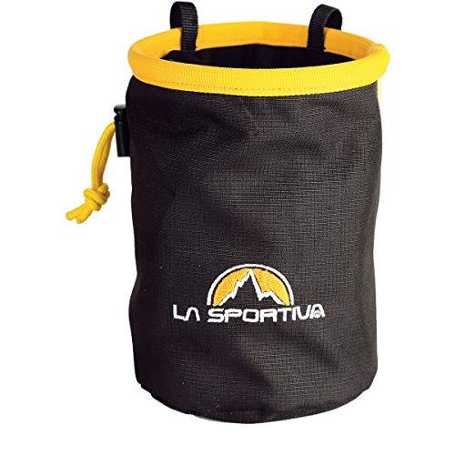 La Sportiva Chalk Bag Bolsa de magnesio, Adultos Unisex, Multicolor (Multicolor), Talla Única