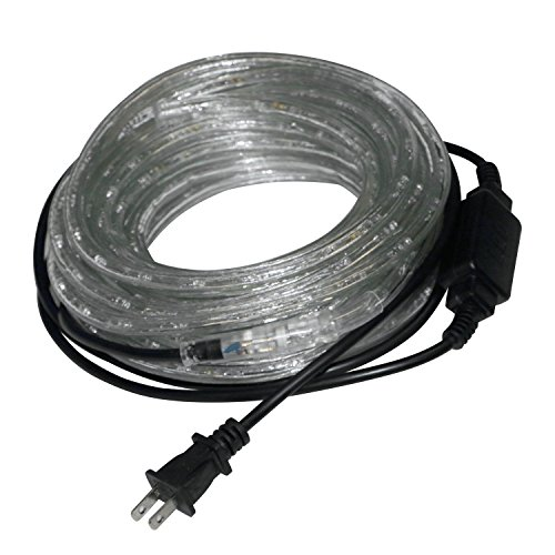 WALCUT 110V LED Rope Light PVC Rope Strip Light for Party, Christmas Home Decoration,Colorful