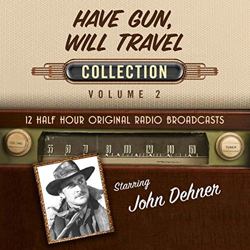 Have Gun, Will Travel, Collection 2 audiobook cover art