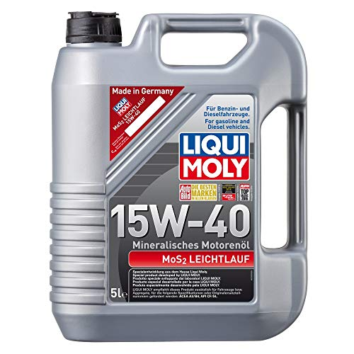 Motorolie LIQUI MOLY 15W40, 5 liter