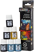 PEBEO Mixed Media Discovery Set, 6x20 ml, Assorted Color