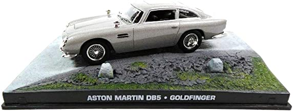Scale car 1:43 Aston Martin AMV8