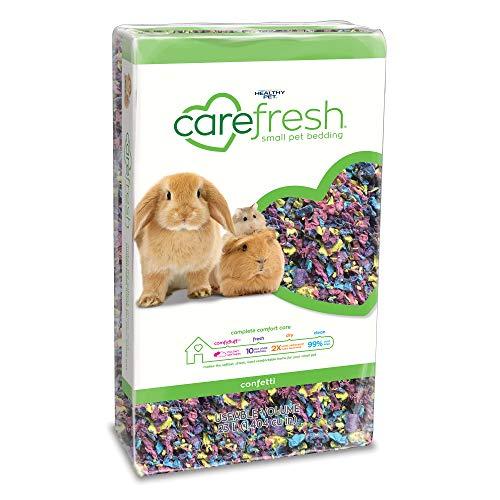 Carefresh Litière pour Animaux Type confettis en Papier Naturel, 10 L
