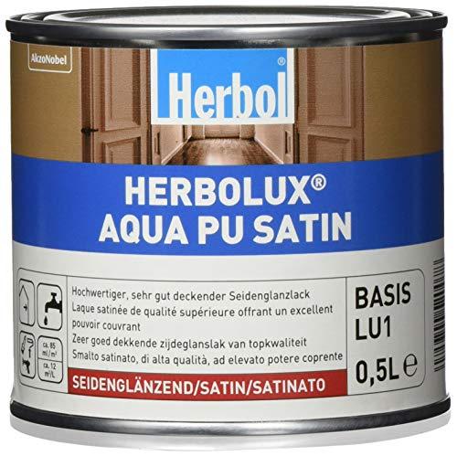 Herbol Herbolux Aqua PU Satin 0,500 L