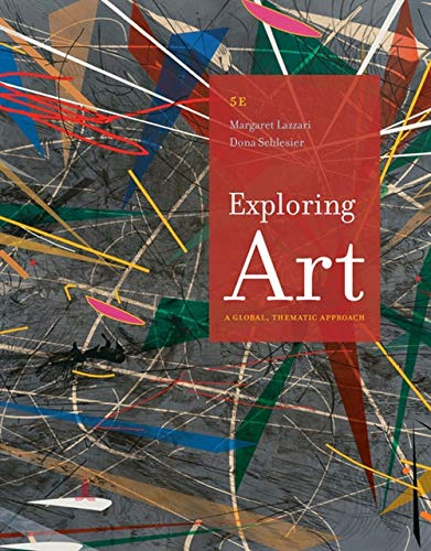 Exploring Art: A Global, Thematic Approach