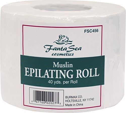 FantaSea Non Woven Muslin Epilating Roll, 0.05 Ounce by FantaSea