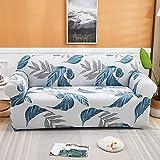 Fundas de sofá elásticas universales para sala de estar, sofá, toalla, antideslizante, funda de sofá Strech A15 de 3 plazas
