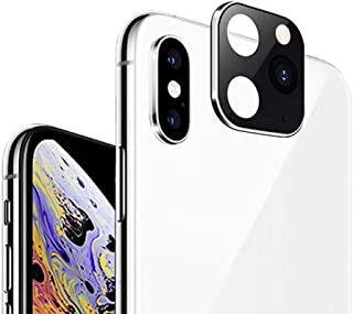 Camera Lens Protector For IPhone Max/Xs/X,Ultra Thin Camera Lens Cover Change Xs To IPhone 11 Pro,Tempered Glass Screen Pr...