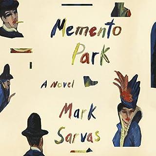 Memento Park audiobook cover art