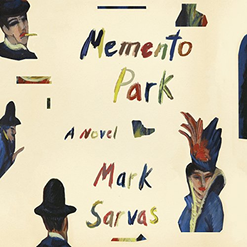 Memento Park audiobook cover art
