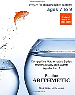 Practice Arithmetic: Level 1 (ages 7 to 9)