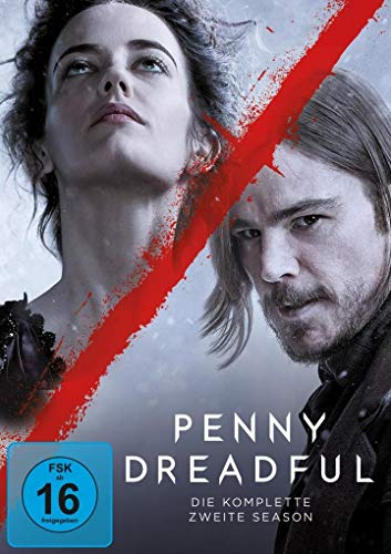 Penny Dreadful - Staffel 2 (5 DVDs)