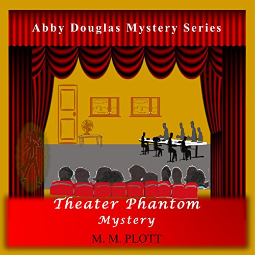 Couverture de Theater Phantom Mystery