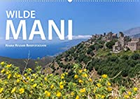 WIlde Mani (Wandkalender 2022 DIN A2 quer): Malerische Ansichten vom Mittelfinger des Peloponnes (Monatskalender, 14 Seiten )