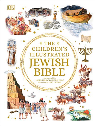 Compare Textbook Prices for The Children's Illustrated Jewish Bible New Edition ISBN 9781465491060 by Brown, Laaren,Hort, Lenny