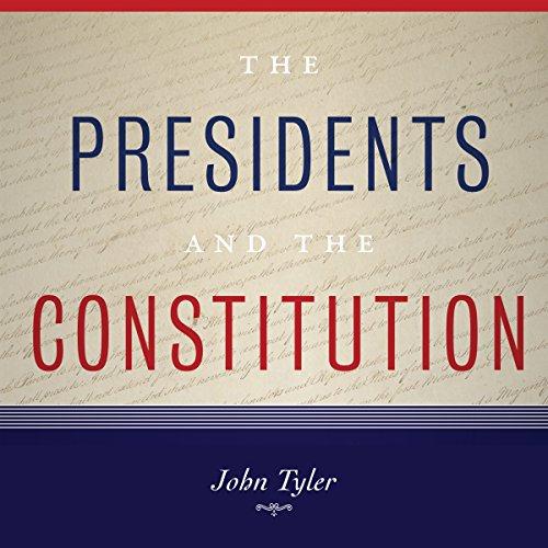John Tyler audiobook cover art