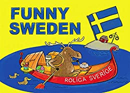 Book cover image for Funny Sweden / Roliga Sverige