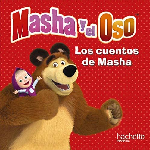 Masha y el Oso. Los cuentos de Masha (Hachette Infantil - Masha Y El Oso - Cuentos)