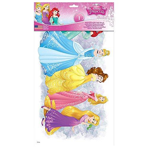 Stickers Repositionnables des Princesses Disney
