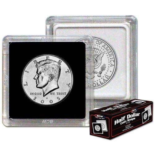 Top 15 2×2 coin holders half dollars for 2020