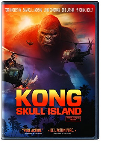 Kong: Skull Island (Bilingual) [DVD + UV Digital Copy]