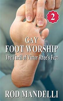 Gay Foot Worship #2: The Thrill of Victor Rhees Feet