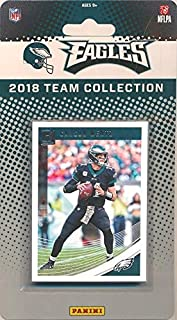 Philadelphia Eagles Super Bowl Champions 2018 Donruss NFL Football Factory Sealed Limited Edition 12 Card Complete Team Set with Carson Wentz, Jay Ajayi, Nick Foles, Fletcher Cox & Many More! WOWZZER!