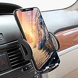 Avolare® Soporte Móvil Nuevo en Coche 360°Rotable para la Rejilla de Ventilación Universal para los Dispositivos de Móviles y GPS iPhone Samsung Huawei Sony LG bq etc.