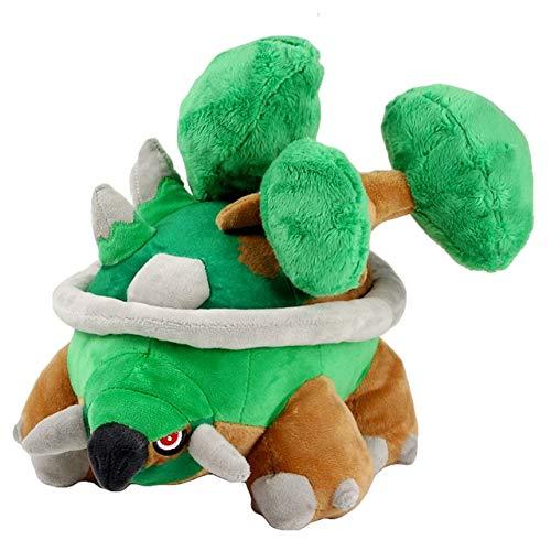 Anime Huisdieren Knuffel Torterra Rayquaza Charizard Dragon Turtle Soft Knuffeldier Poppen Cadeau voor Kinderen, 32cm