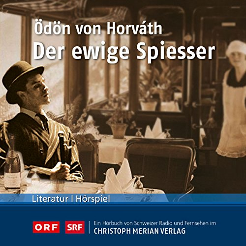 Der ewige Spiesser audiobook cover art