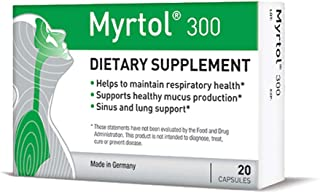 Sponsored Ad - Myrtol 300, 1 Pack - Most Effective Natural Sinus Congestion Relief